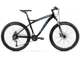 "Bicicleta de munte pentru barbati Romet Rambler Fit 26 Negru/Albastru 2022  L (18"")"