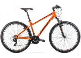Bicicleta de munte pentru barbati Romet Rambler R7.0 Ltd M/17 Portocaliu 2021