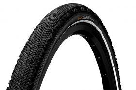 Anvelopa pliabila Continental SpeedRide Puncture-ProTection 42-622 (28x1.6) negru/negru