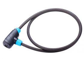 BBB Lacat BBL-32 Powersafe 12mmx100 cm negru