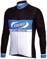BBB tricou Team Jersey maneca lunga S