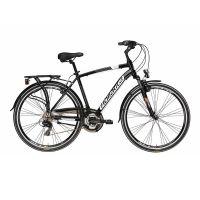 Bicicleta Adriatica Sity 3 6V Man neagra 55 cm