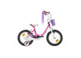 Bicicleta copii Sprint Alice 14 x 9.5 roz