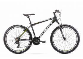 """Bicicleta de munte pentru barbati Romet Rambler R6.0 negru 2021 S (14"""")"""