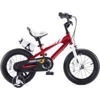 Bicicleta copii Royal Baby Freestyle 18 Rosu