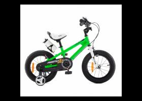 Bicicleta copii Royal Baby Freestyle 16 Green