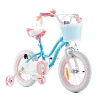 Bicicleta Copii Royal Baby Star Girl 16 Blue