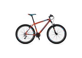 Bicicleta Sprint Dynamic MDB 27.5 380mm, negru mat/portocaliu