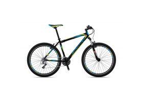 Bicicleta Sprint Dynamic MDB 27.5 380mm, negru mat/verde