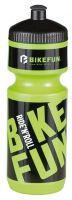 Bidon BIKEFUN 750 ml verde