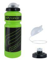 Bidon Force F 0.75l verde/negru