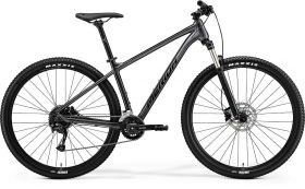 Bicicleta 2021 MERIDA BIG NINE 100 2X antracit/negru L (19'') 29'' in stoc 30.04.2021