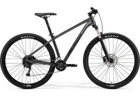 Bicicleta 2021 MERIDA BIG NINE 100 2X antracit/negru L (19'') 29''