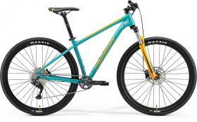 Bicicleta 2021 MERIDA BIG.NINE 200 albastruverzui/albastru/portocaliu M (17'') 29'' in stoc 31.08.2021