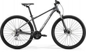 Bicicleta 2021 MERIDA BIG.NINE 20 mat antracit/ argintiu L (18.5'') 29'' in stoc 15.05.2021