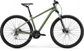 Bicicleta 2021 MERIDA BIG.NINE 20 mat verde/verdemuschi L (19'') 29'' in stoc din 30.10.2021