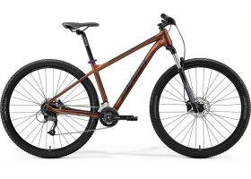 Bicicleta 2021 MERIDA BIG.NINE 60-2X mat bronz/negru S (15'')