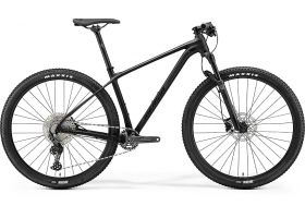 Bicicleta 2021 MERIDA BIG.NINE LIMITED mat negru/ negru lucios L (19'') 29''
