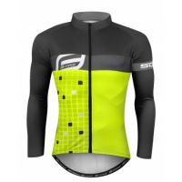 Bluza Force Square Fluo-gri L