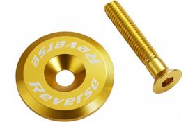Capac cuvetarie 1.1/8 Reverse auriu