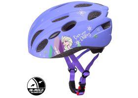 Casca copii Seven In Mold Bike Helmet Frozen 2, M (52-56 cm)