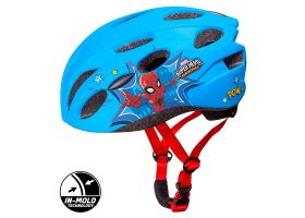 Casca copii Seven In Mold Bike Helmet Spiderman, M (52-56 cm)