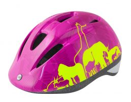 Casca Force Force Fun Animlas Fluo/Pink M