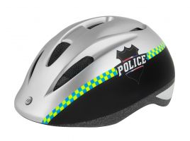 Casca Force Force Fun Police 2019 Negru/Alb S