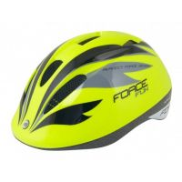 Casca Force Force Fun Stripes Fluo/Negru/Gri M