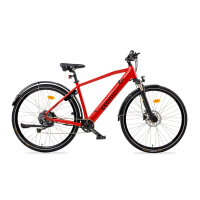 Econic One Urban 2021L 48cm rosu