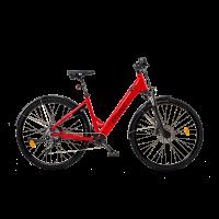 Econic One Urban Lite 2021L 48cm rosu