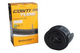 Camera bicicleta Continental Compact 16 Wide A34 32/47-305/349