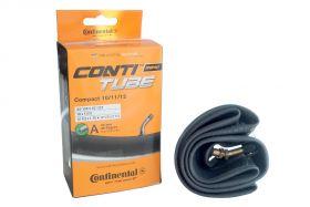 Camera bicicleta Continental Compact 10/11/12 valva Auto 45 grade