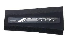 Protectie cadru Force Forest Big neopren 9 cm neagra