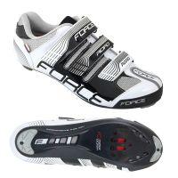 Pantofi Force Road negru/alb 44