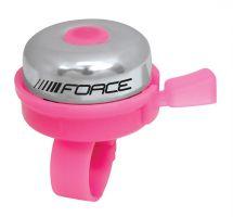 Sonerie Force Classic Fe/Plastic 22.2mm roz