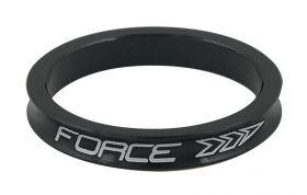Distantier furca Force 1.1/8 5 mm al. negru