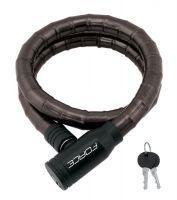 Lacat Force 80/18mm negru