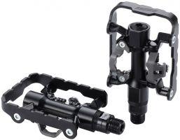 BBB pedale DualChoice BPD-23 negre