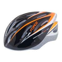 Casca Force Hal negru/portocaliu/alb L-XL