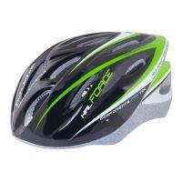 Casca Force Hal negru/verde/alb L-XL