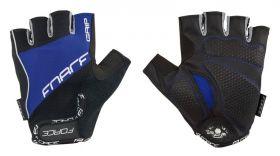 Manusi Force Grip gel negru/albastru L