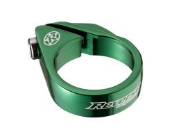 Colier tija sa Reverse Bolt Clamp 34.9mm verde inchis