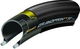Anvelopa pliabila Continental GrandPrix TT 25-622 negru/negru
