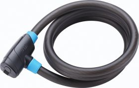 BBB Lacat PowerSafe BBL-31 12mmx150cm negru/albastru
