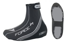 Huse pantofi Force PU DRY negre S