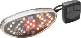Lumini spate BIKEFUN TURN cu indicator directie - JY-1305