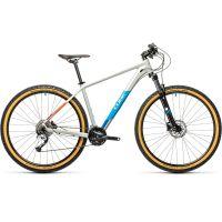 Bicicleta CUBE AIM SL  29''gri Albastru Rosu 2021 cadru 19'' ( L)