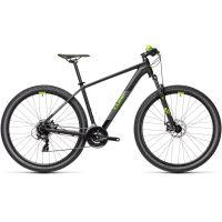 Bicicleta CUBE AIM 29'' Negru Verde 2021 cadru 19'' ( L)