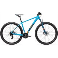 Bicicleta CUBE AIM 29'' Blue Orange 2021 cadru 19'' ( L)
